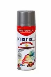 Double Bell Silver Spray Paint