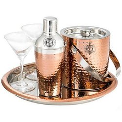 Copper Bar Set, Bar Tools Set