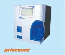 Priecount 3 Part Hematology Analyser