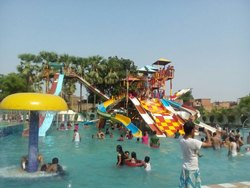 Water Park Construction