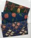 Ladies Fabric Clutch