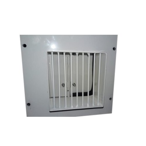 Aluminum Rectangular Blade Damper, for Fire Control
