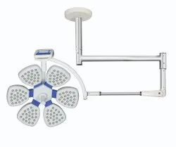Series 7 - Ceiling Mounted Surgical Led Lights, Single Dome