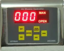Air Shower Controller System