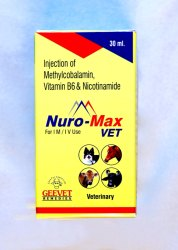Methylcobalamin Vitamin B6  Nicotinamide Injection