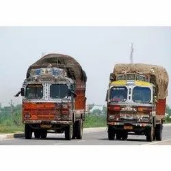 Commercial By Road Raw Material Transportation Services, PAN INDIA