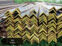 Ms L Shaped Mild Steel Angle, Size: 6 - 12 Meter(length), Thickness: 3 Mm - 10 Mm