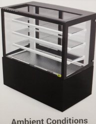Western 36L Display Freezer, 1, 270w X 325d X 500h