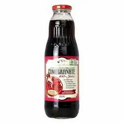 Red Pomegranate Juice