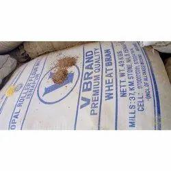 V Brand Wheat Bran
