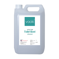 VOOKI Toilet Bowl Cleaner - 5 Liters
