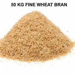 50 Kg Fine Wheat Bran