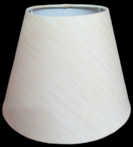 Cotton Shades Plain Round Lamp Size 8 Inch Rs 100 Piece Rd Corp Id 20248125462