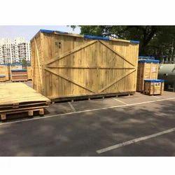 Packaging Pinewood Box