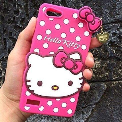 the latest 46b01 6244d Hello Kitty Mobile Cover
