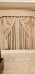 D Decor Curtains For Home