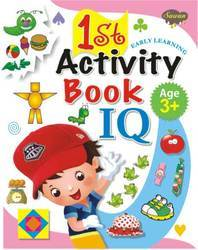 1st Activity Book IQ (Age 3 )