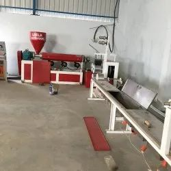 PP HDPE LDPE PET Box Strapping Plant