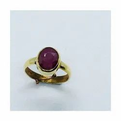 Ruby Manik Ring
