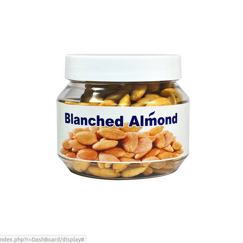Dry Fruit - Blanched Almond Importer from Bhiwandi