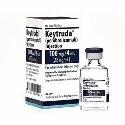 Keytruda Pembrolizumab Injection