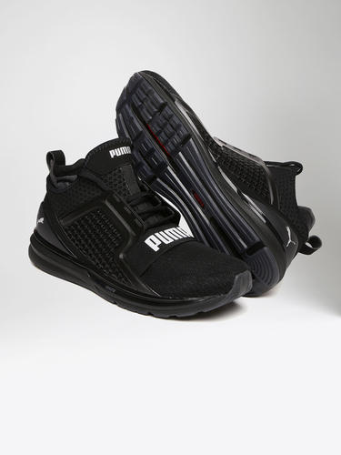 Puma Men Black Limitless Running Shoes