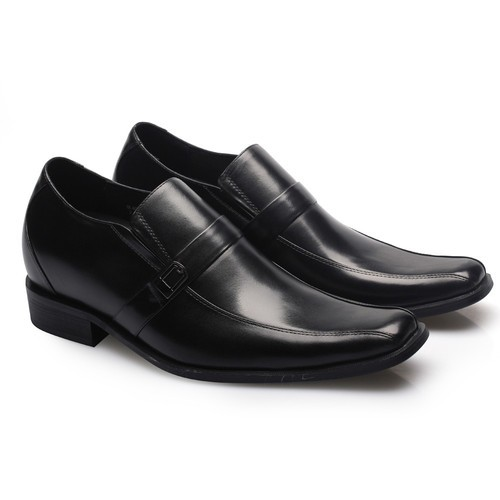 0c0f4aebc858 Black Leather Shoes at Rs 1300 /pair | Jagatpura Flyover | Jaipur ...
