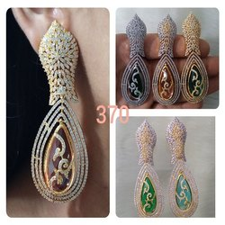CZ Earring