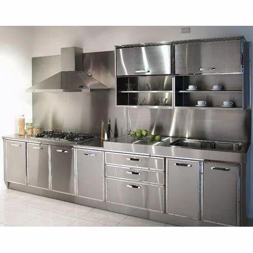 stainless steel kitchen cabinet m u industries hyderabad id