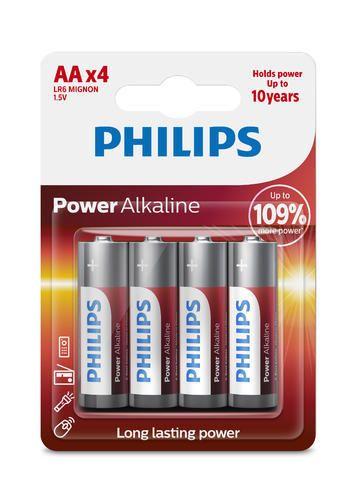 Aa Power Alkaline Battery