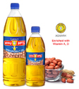Appu Cooking Groundnut Oil, Packaging: 100 & 200 Ml