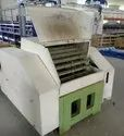 Silk fibre opening machine