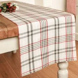 Luxury Fabric Table Runner