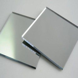 Plain Toughened Square Glass for Home & Office, Thickness: 10.0 mm