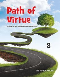 Path of Virtue And Moral Science Book