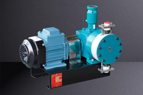 Dosing Pumps - Alum Dosing Pump Manufacturer from Nashik