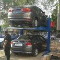 2 Level Puzzle Parking