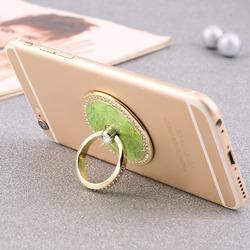 Aluminium Alloy Golden Promotional Mobile Stand Ring
