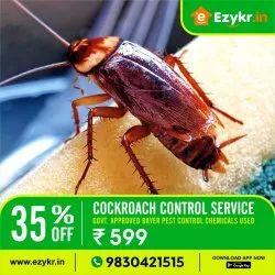 Residential Home Cockroach Control Service, in Kolkata