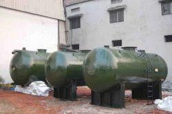 Rhino Tuff FRP Dosing Tanks, Capacity: 0-250 L