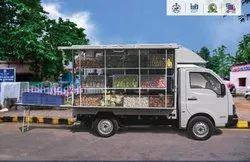 Fruits Delivery  Van