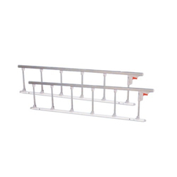 Collapsible Bed Side Railing