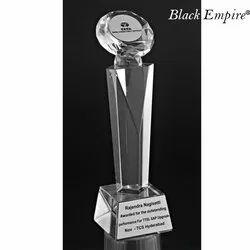 Crystal Attractive Trophy