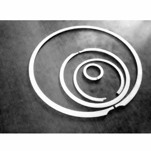 SS Spiral Retaining Rings