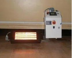 Litel IR Heater Units With Controls