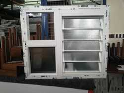 Louver Fan Window
