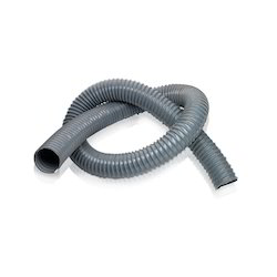 PVC Duct Hose Grey, Size: 16-300 mm