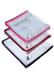 Plastic Saree Cover