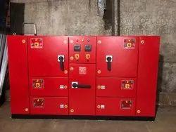 Fire Motor Control Center Panel
