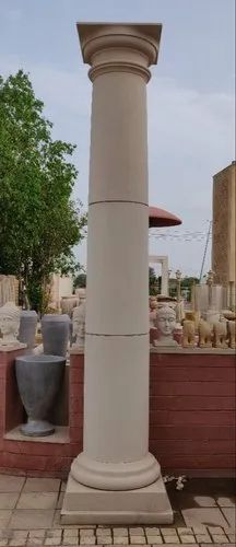 Pillars of Marble, Granite and Sand Stone